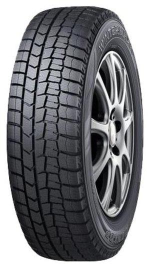 Шина Dunlop Winter Maxx WM02 245/45 R18