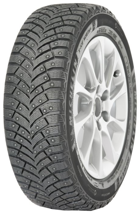 Шина Michelin X-ICE NORTH 4 215/60 R16