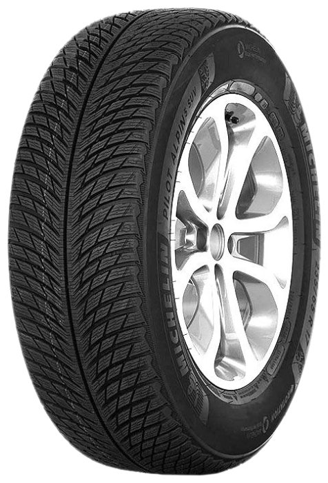 Шина Michelin Pilot Alpin 5 SUV 275/45 R20