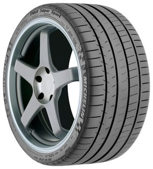 Шина Michelin Pilot Super Sport 255/40 R20