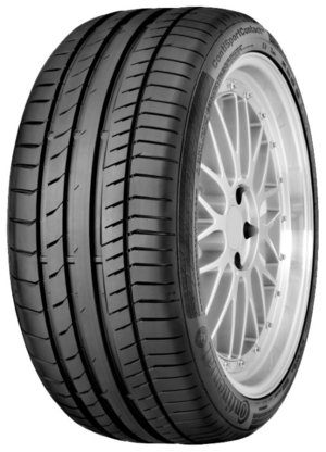 Шина Continental ContiSportContact 5P 245/40 R20