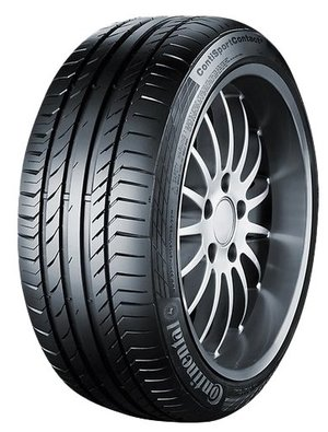 Шина Continental ContiSportContact 5 SSR 255/35 R19