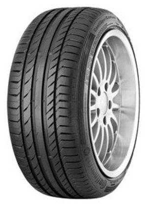 Шина Continental ContiSportContact 5 SUV 255/50 R19
