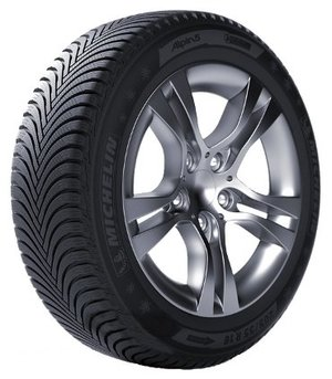 Шина Michelin Alpin 5 ZP 225/45 R17
