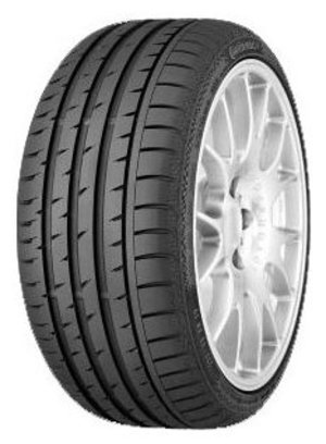 Шина Continental ContiSportContact 3 SSR 245/50 R18