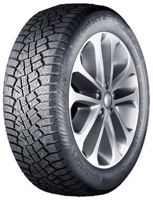 Шина Continental ContiIceContact 2 KD 175/70 R14