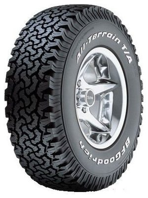 Шина Goodrich All Terrain KO2 265/70 R17