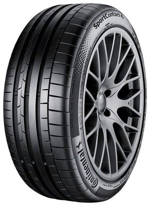 Шина Continental ContiSportContact 6 265/45 R20