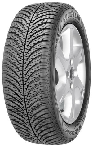 Шина Goodyear Vector 4Seasons SUV Gen-2 255/55 R18
