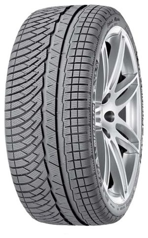 Шина Michelin Pilot Alpin 4 ZP 225/55 R17